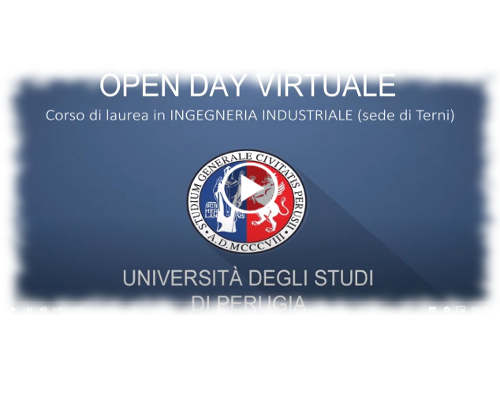 Open Day virtuale Ingegneria Industriale 2020